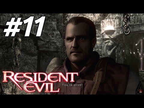 ჩვენიანი თუ მოღალატე !!! ვითამაშოთ Resident Evil HD Remaster Jill Walkthrough ნაწილი 11 - ქართულად