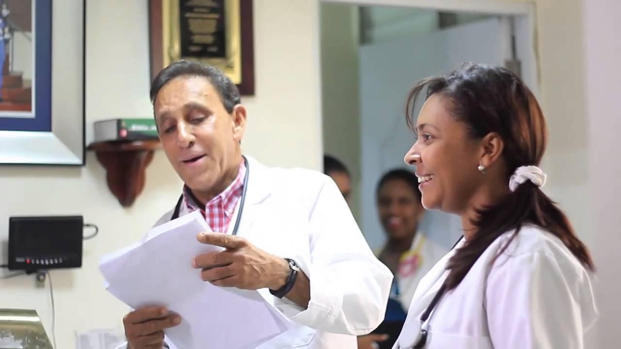 Historia Dr. Cruz Jiminian - YouTube