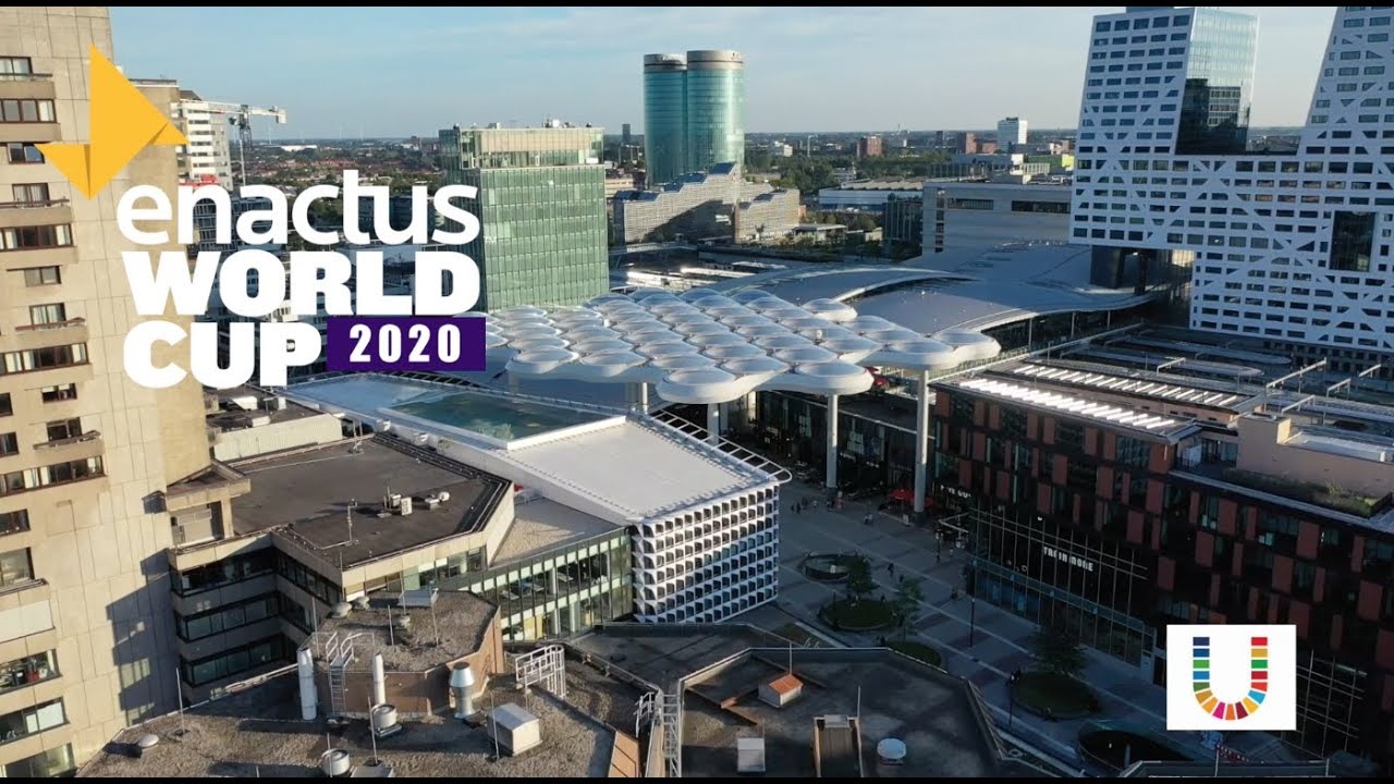 Where Is World Cup 2020 City.Enactus World Cup 2020 Announcement Utrecht The Netherlands