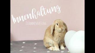 Innenhaltung- Kaninchen in der Wohnung halten?