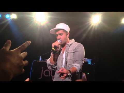 Jay Sean Japan Live Tour at Osaka I'm all yours 【HD】