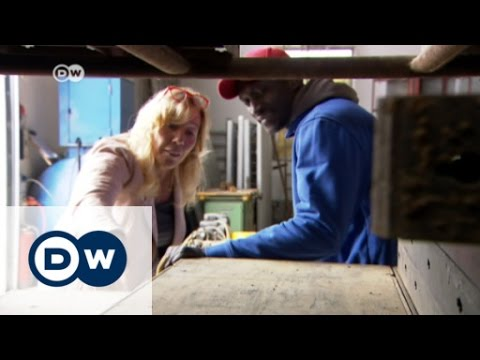 Germany: Gambian worker fears deportation | DW English