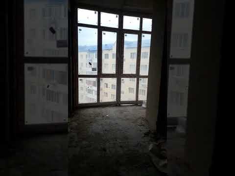 Каспийск проспект Омарова , вид с квартиры