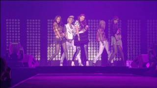 Download [SMTOWN LIVE WORLD TOUR in PARIS] f(x)_LA chA TA MP3 song and Music Video