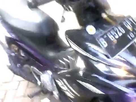 Yamaha New Jupiter MX 2013 Shadow Violet