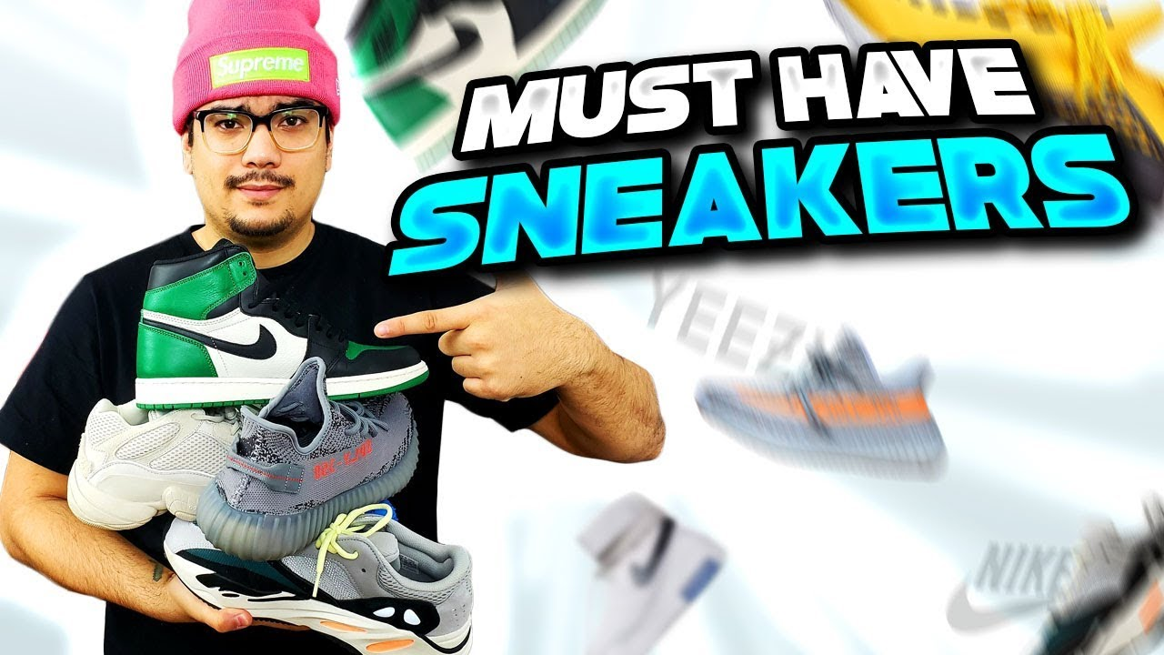 5 SHOES FOR HYPEBEAST SNEAKERHEADS