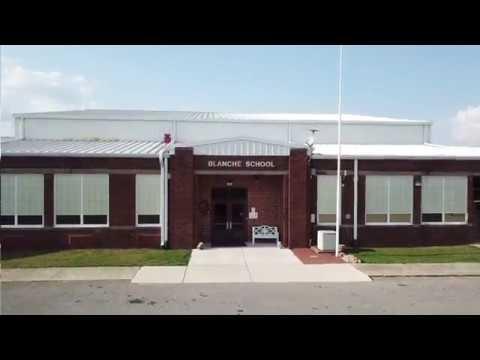 Blanche School Blanche, Tennessee DJI Mavic Pro