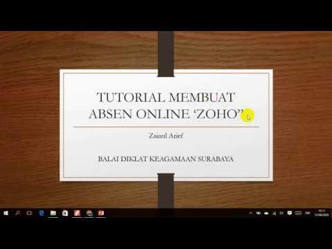 tutorial-lengkap-membuat-absen-online-zoho