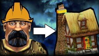 Защитился городом в warcarft 3