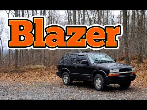 Regular Car Reviews: 1999 Chevy Blazer