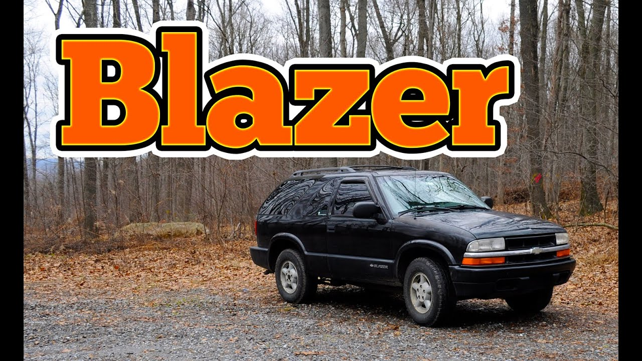 regular car reviews 1999 chevy blazer [ 1280 x 720 Pixel ]