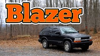 Regular Car Reviews: 1999 Chevy Blazer