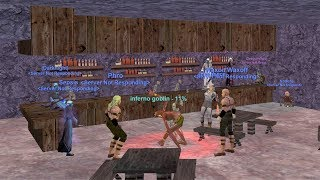 Everquest working the graveyard shift in mistmoore mangler