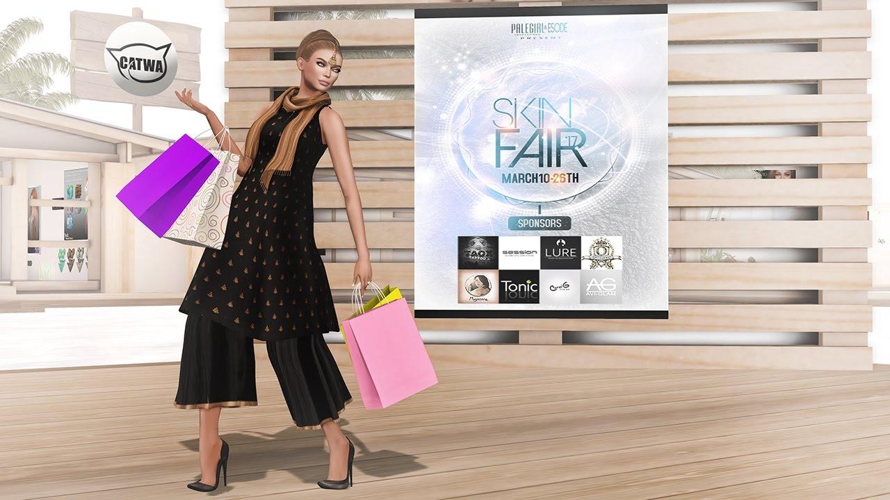 Skin Fair 2017 in Second Life
