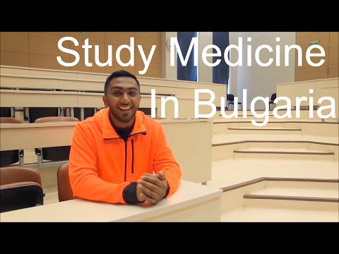 Studying Medicine Abroad (BULGARIA) - What You Need To Know | 3rd Year Medical Student | Plovdiv