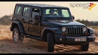 Jeep Wrangler - جيب رانجلر