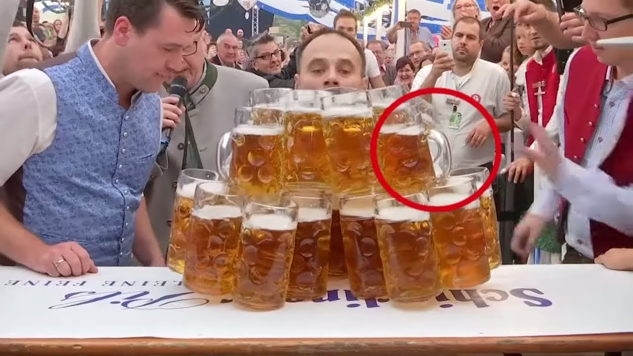 wieviel ist ein maß bier