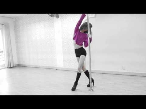 Địa chỉ đào tạo pole dance giảm cân tại tpHCM - Magazine cover