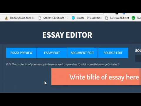 6 Best Tools for Editing College Papers