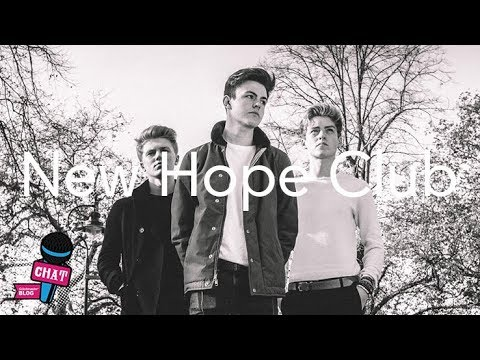 New Hope Club | Ticketmaster Chat