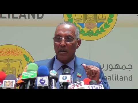 DEG DEG MADAXWAYNAHA SOMALILAND OO KA JAWAABAY DAWCADA SOMALIA GUDBISAY