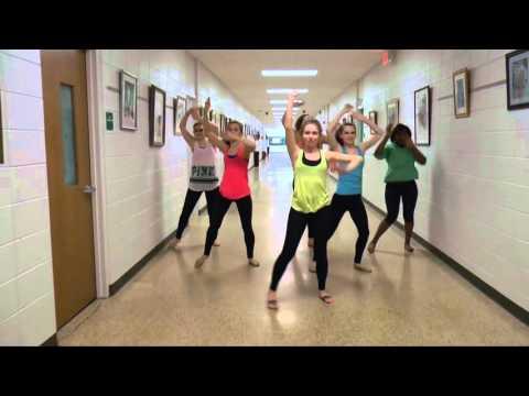 A.L Brown High School 2016 Dance MashUp