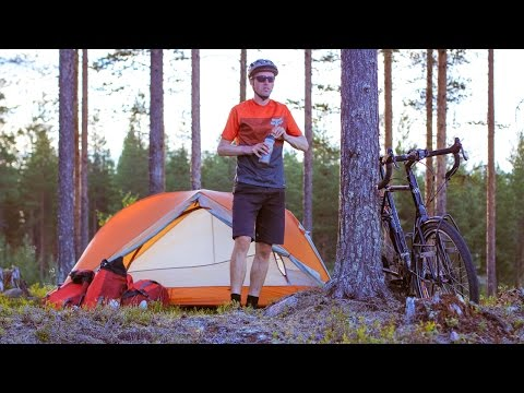 Darren Alff's Swedish Cycling & Wild Camping Adventure - EP. #140
