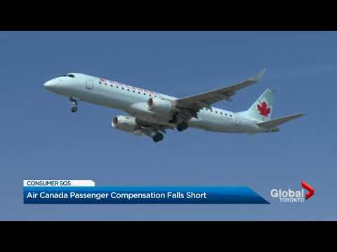 Air Canada misled consumers: transportation regulator (Global News)