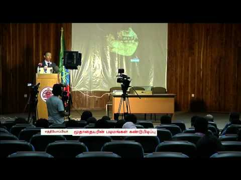 Fossils of early human species found in Ethiopia   World   News7 Tamil