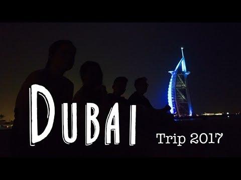 Dubaj 2017 -trip