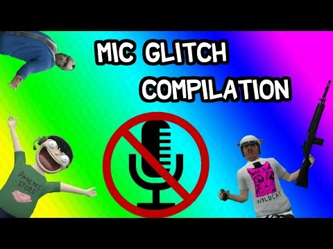 Vanoss Crew Microphone Glitches MINI COMPILATION!