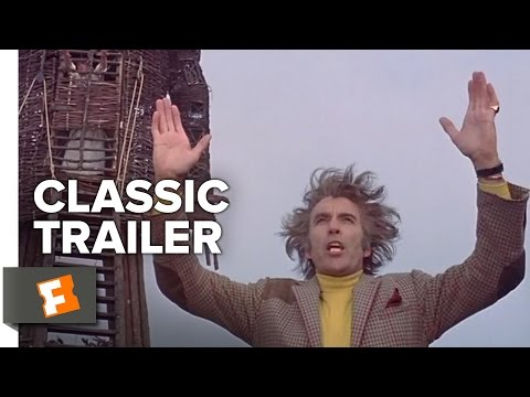 The Wicker Man (1973) Official Trailer - Christopher Lee, Diane Cilento Horror Movie HD películas de pueblos con secretos