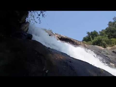 Trip to devarapalli waterfalls, visakhapatnam, andhra pradesh, india