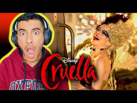 Real Disney Fan Reacts CRUELLA TRAILER 2 Reaction & Review | Doctor Disney