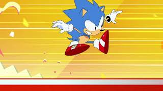 Sonic Mania Opening - Super Sonic Racing Edition