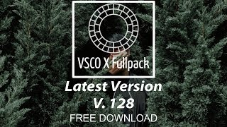 Gambar cover VSCO X Fullpack Premium Latest Version (v.128) | Download VSCO X Fullpack Apk