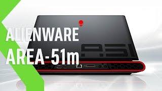 Alienware Area-51m: características de SOBREMESA en CUERPO DE PORTÁTIL