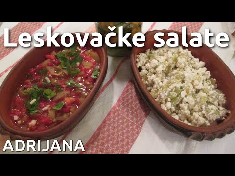 Leskovačke salate