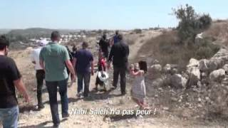 Village de Nabi Saleh des Territoires palestiniens occupés