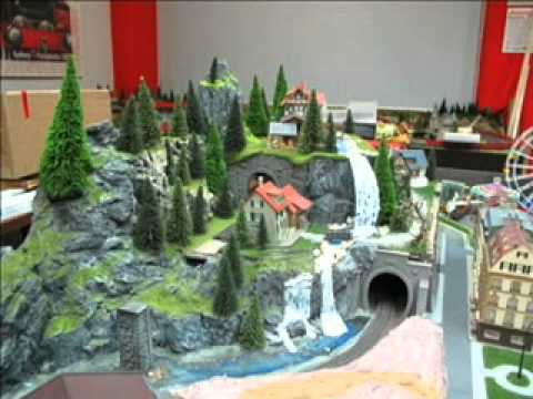 EXTENTION FOR MODELLADSCAPE NOCH SILVRETTA by www.maketa-trains.gr