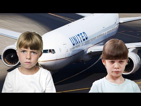 Leggings Get Little Girls Banned From Flight