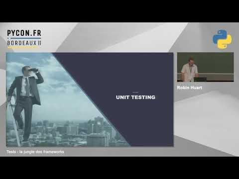 Image from Tests : la jungle des frameworks