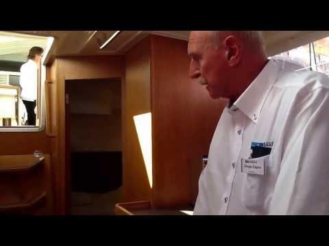 Salone di Genova 2013 - Scopriamo gli interni del nuovo Bavaria 46 Cruiser