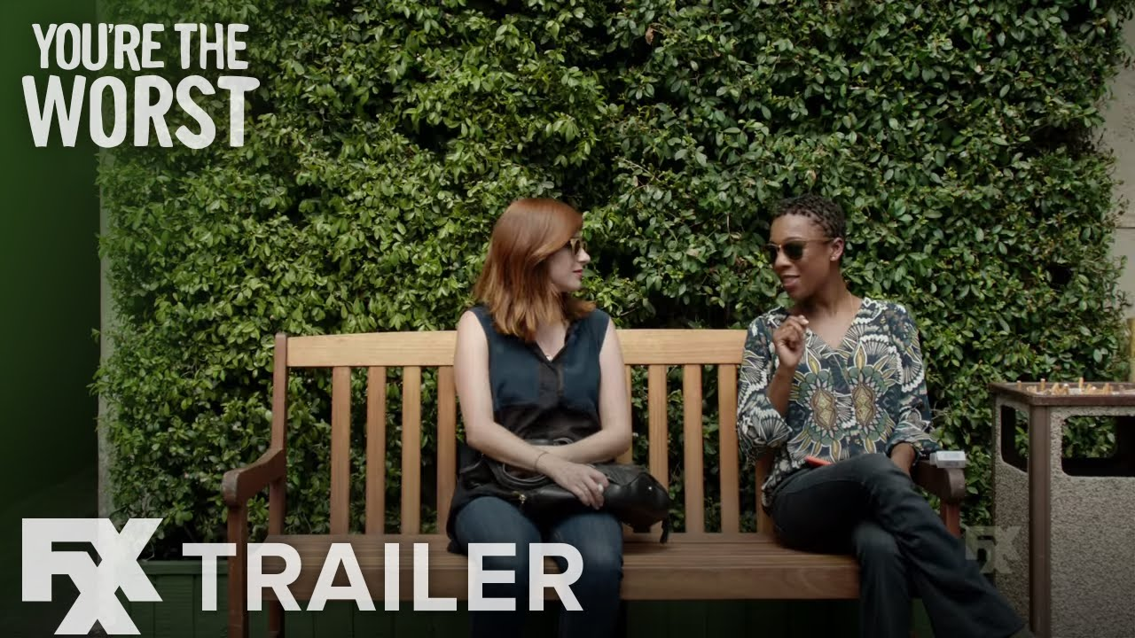 Download You're the Worst | Season 3 Ep. 4: Men Get Strong Trailer | FXX