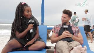 Tkay Maidza Interview (pt. 1) - Hangout Festival 2017