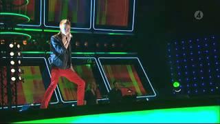 Erik Grönwall – Thriller - Idol Sverige (TV4)