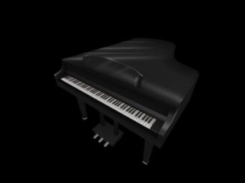 Orbital piano strike gear id code on Roblox