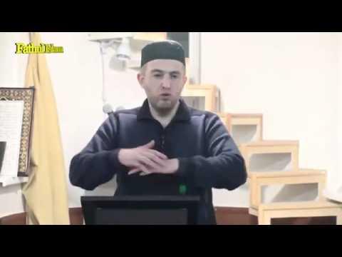 Вот он Ислам! Две удивительные истории!  Абдулла Хаджи. | Центральная Мечеть г.Каспийск