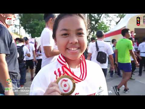 Fun Run Asian Games 2018 | JAKARTA 1 July 2018