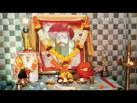 Birth Anniversary Of Sant Sevalal Maharaj Celebrated Jayanti Talavali Goan Ghansoli Navi Mumbai